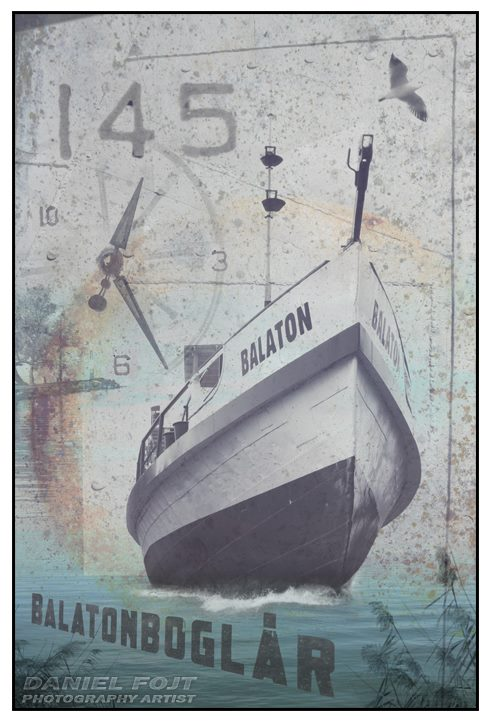 Balaton Montage series 05