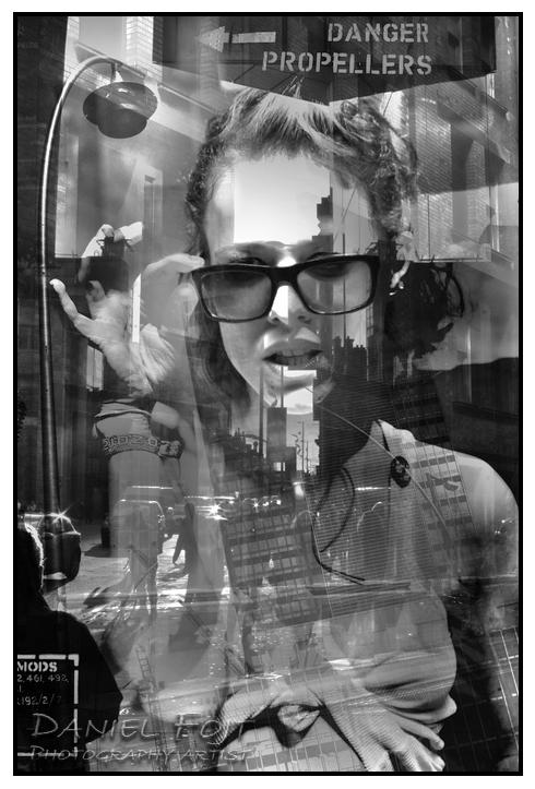 Daniel Fojt - 006 - Retro Girl