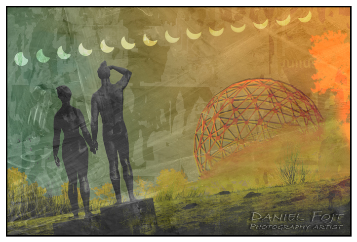 Daniel Fojt - Balaton Montage series - Eclips