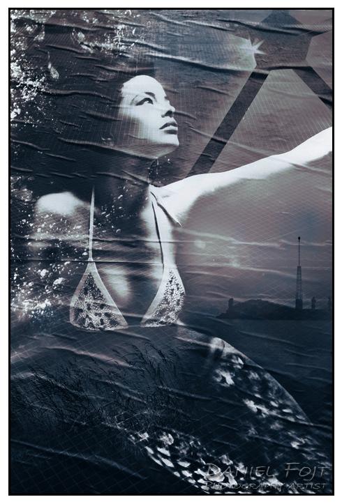 Daniel Fojt - Balaton Montage series - Twilight at The Lake