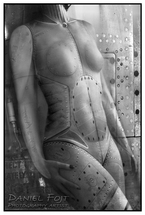 Daniel Fojt - Future Amazons series - Steel Muse