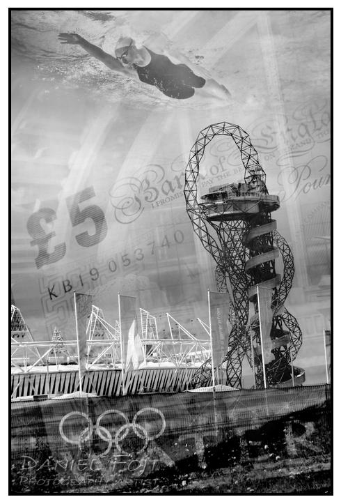 Daniel Fojt - London Montage (Olympic series) - Deep Sky
