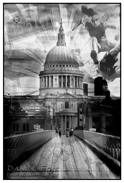 Daniel Fojt - London Montage (Olympic series) - Jump