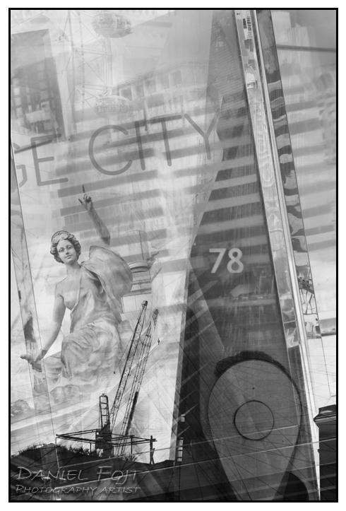 Daniel Fojt - London Montage series - 25