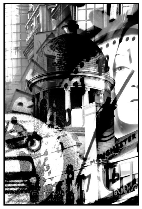 Daniel Fojt - Manchester Montage series - Moment
